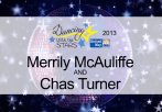 DWTS 2013 – Merrily McAuliffe and Chas Turner